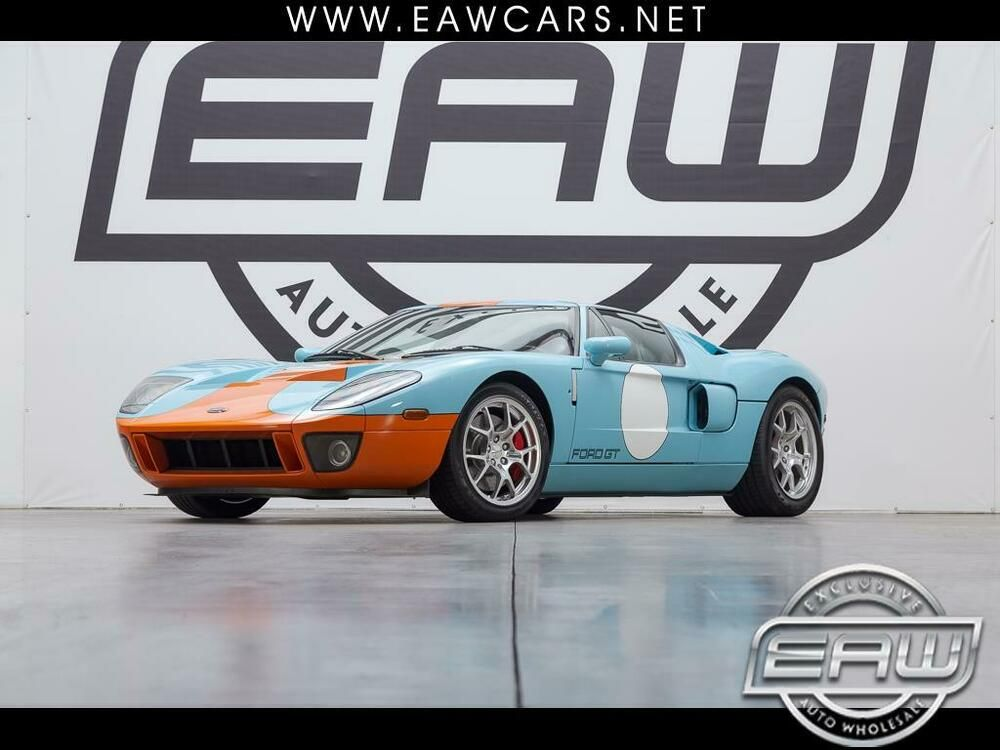 Ebay Advertisement 2006 Ford Ford Gt Coupe 2006 Ford Gt Coupe