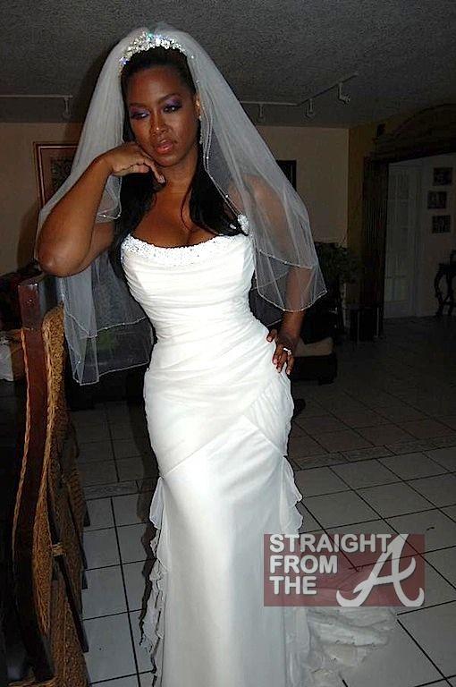 Kenya Moore Wedding.Kenya Brides Images Kenya Moore African Boyfriend