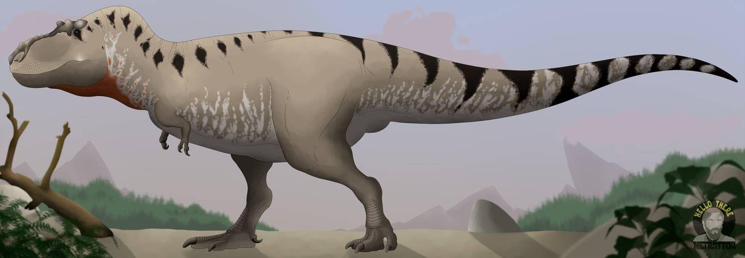 Tyrannosaurus rex by Metratton on DeviantArt