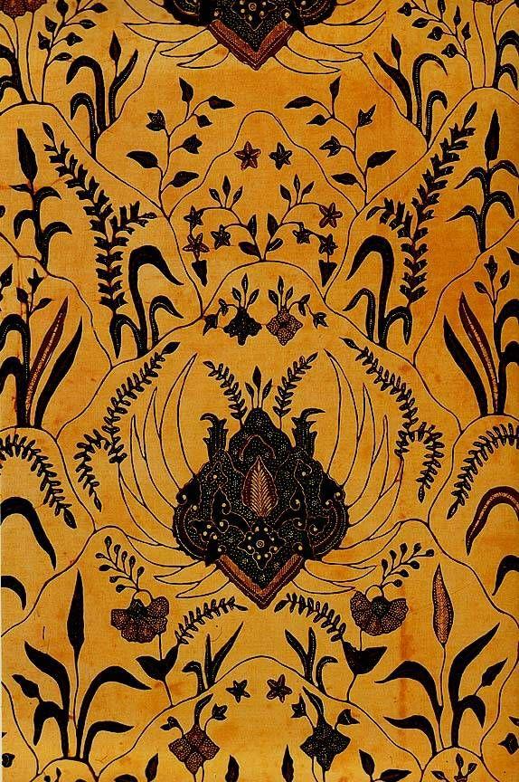 08 Wadasmantingan Cirebon Batik Kain Bunga