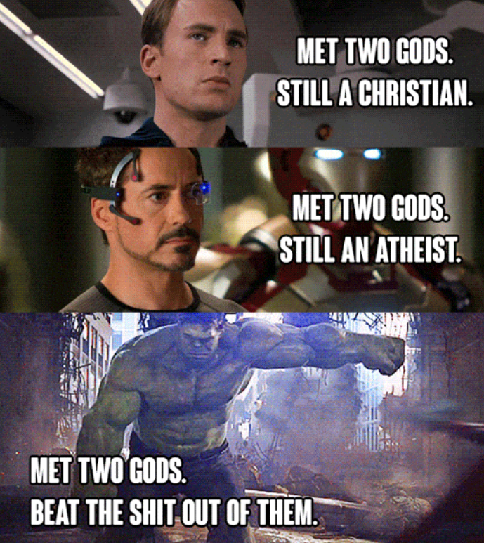 Photo of Just 100 Freaking Hilarious Memes About The Marvel Movies