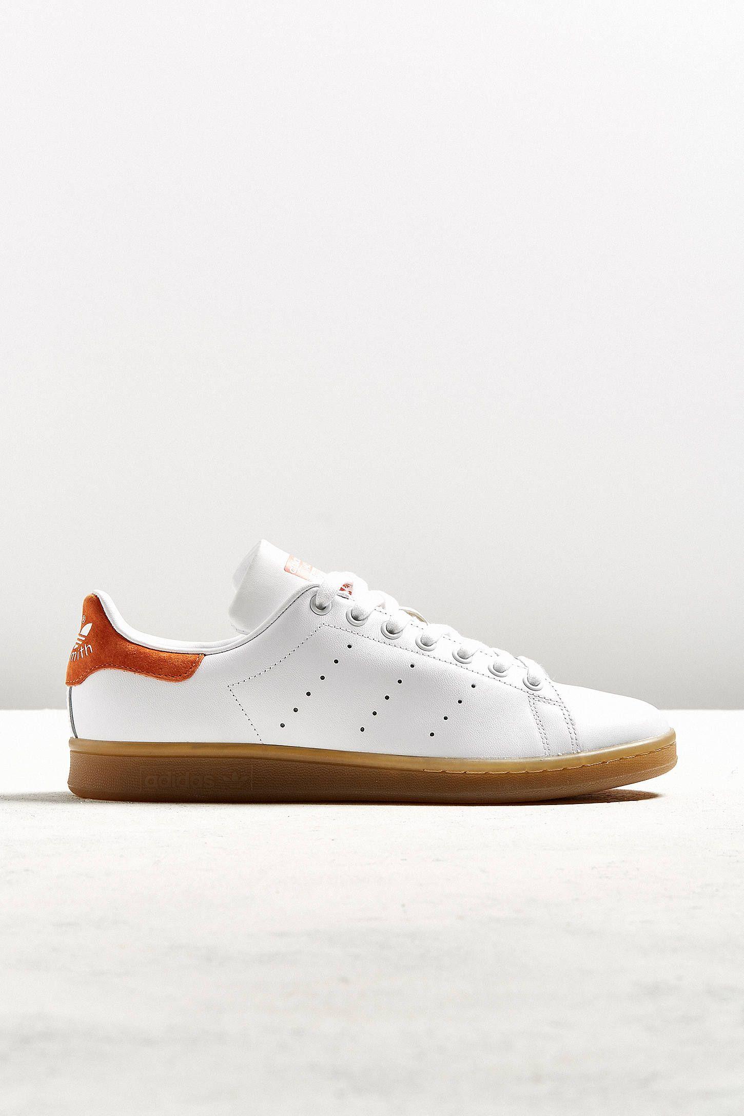 adidas Stan Smith Gum Sole Sneaker