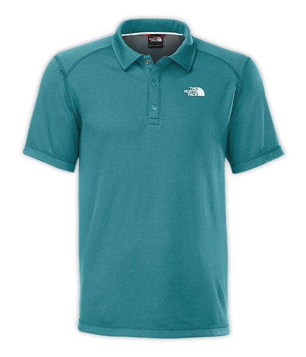 e90a631a8 The North Face Men's Shirts & Tops MEN'S COOL HORIZON POLO | Guy ...