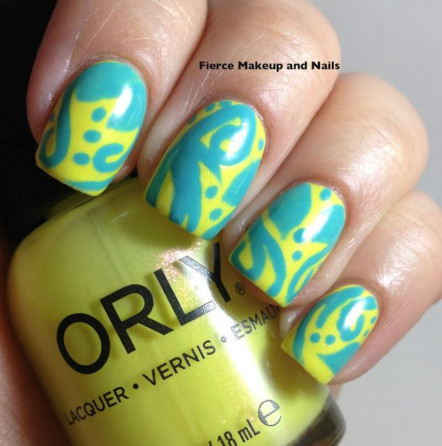 Fierce Makeup and Nails: Orly: Marvelous Utopia ...