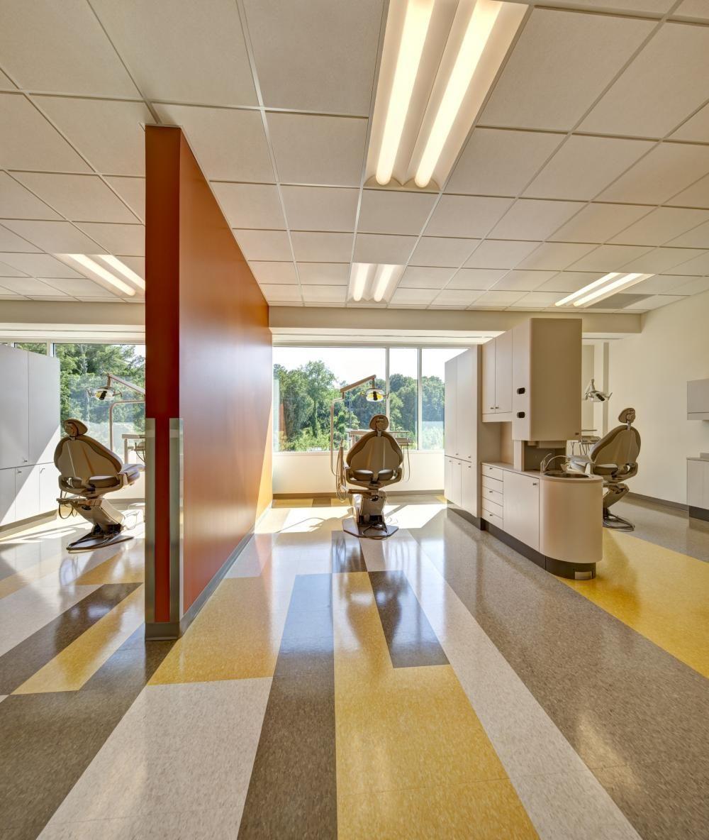 flooring Health center, Healthcare design, Hospital