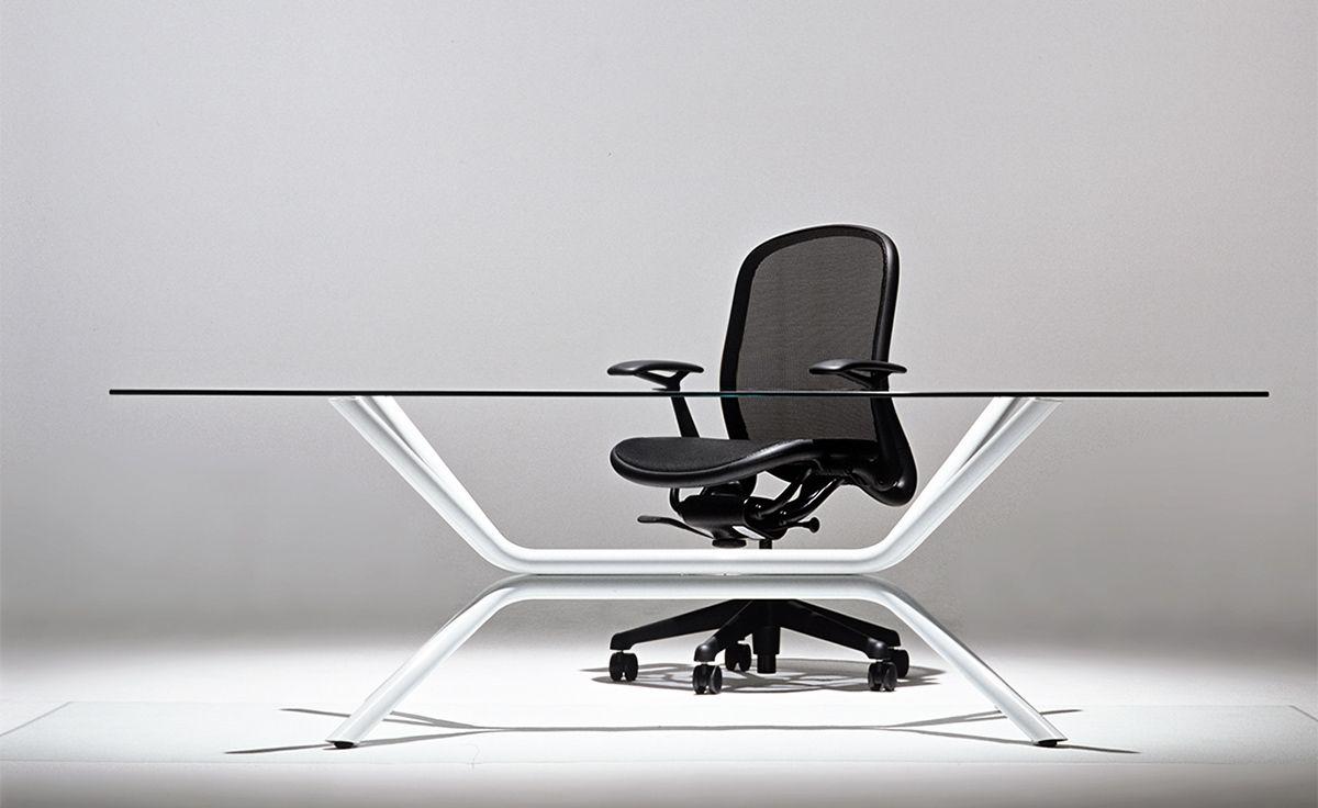 ross-lovegrove-rectangular-tables-knoll   design   Pinterest