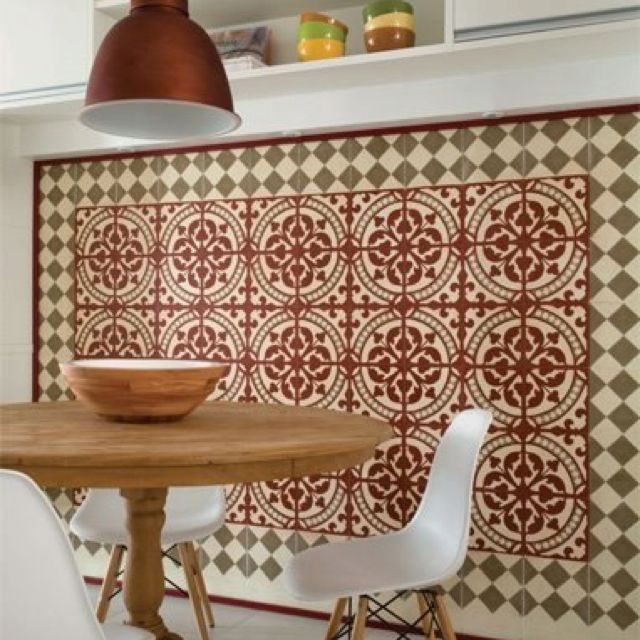 Tile Decor And More Revestir Com Charme  Moroccan Walls And Moroccan Decor
