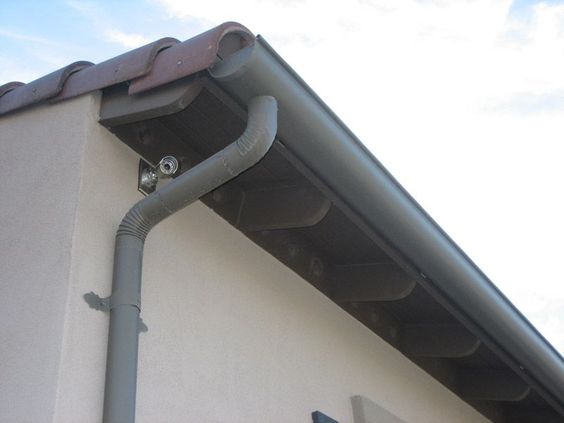 Image Result For Spanish House Gutters