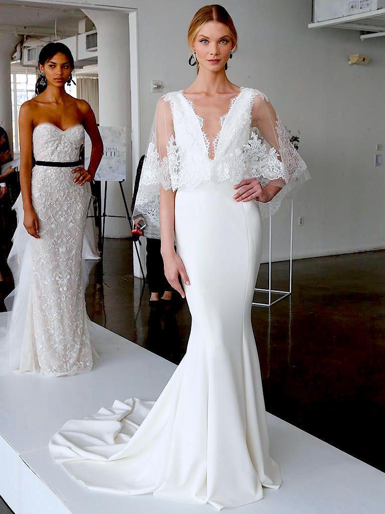 Marchesa bridal spring bridal dresses pinterest marchesa