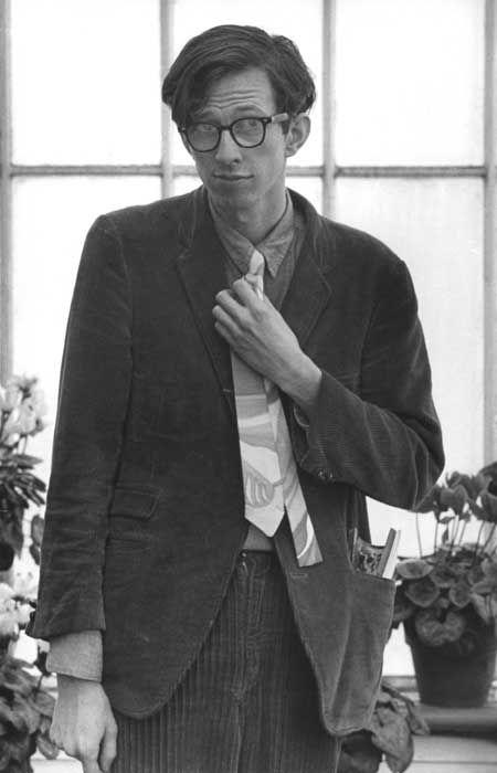 Robert Crumb; Photo— Baron Wolman, 1969