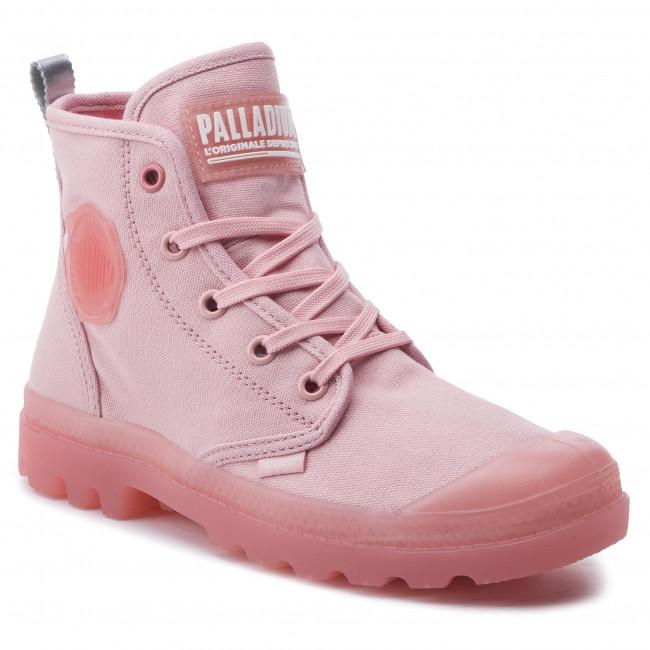 Trapery Palladium Pampalicious 96205 676 M Blossom Trekkingi I Trapery Kozaki I Inne Damskie Eobuwie Pl Boots Combat Boots Hiking Boots