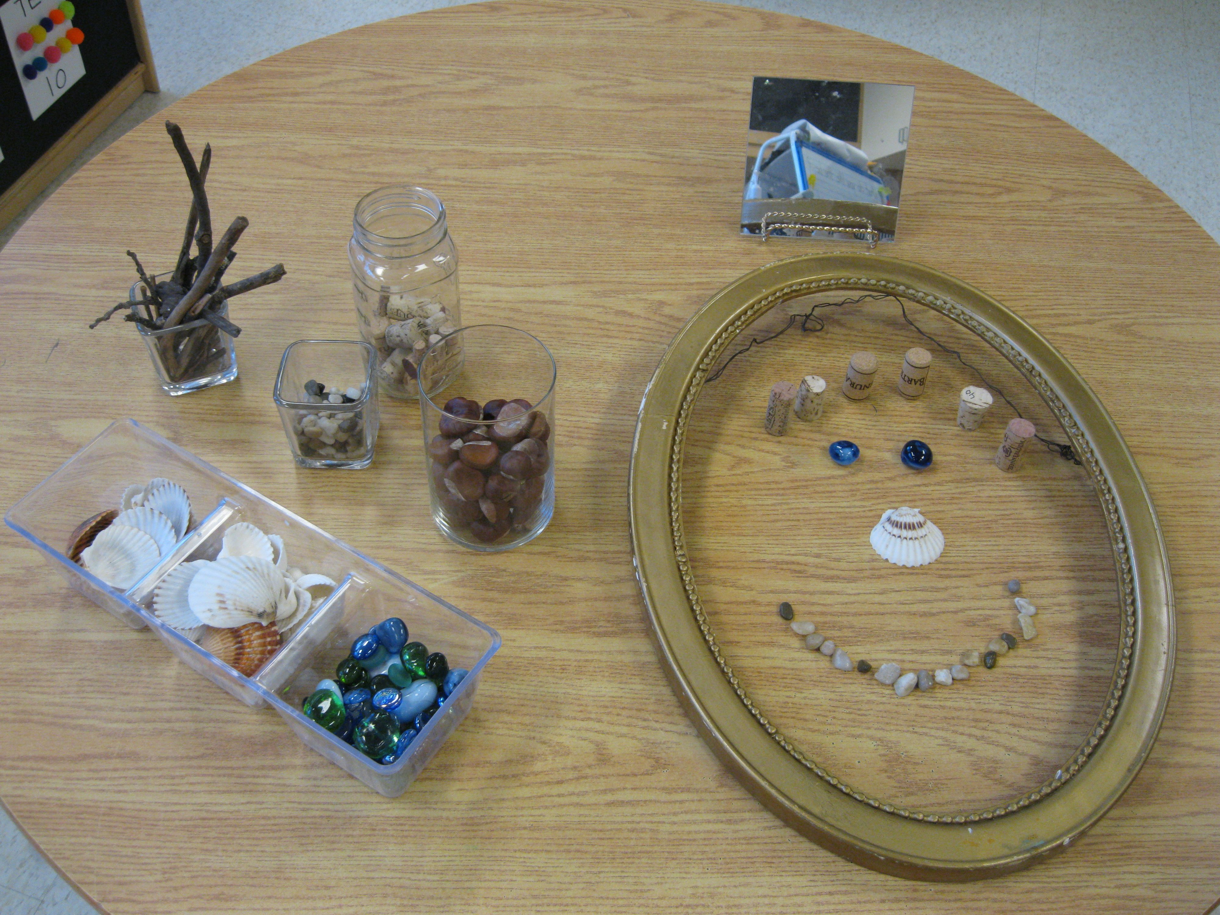 Loose Parts Self Portrait Provocation From Jael Lobo