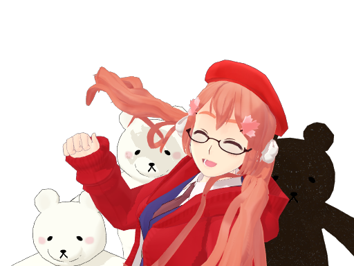 Well, i finally decided to post my profile pic which i made myself... (Fem!Canada by Hijico and the Kumagichis are by Zeze... Including the one that Sealand used to cosplay as him)