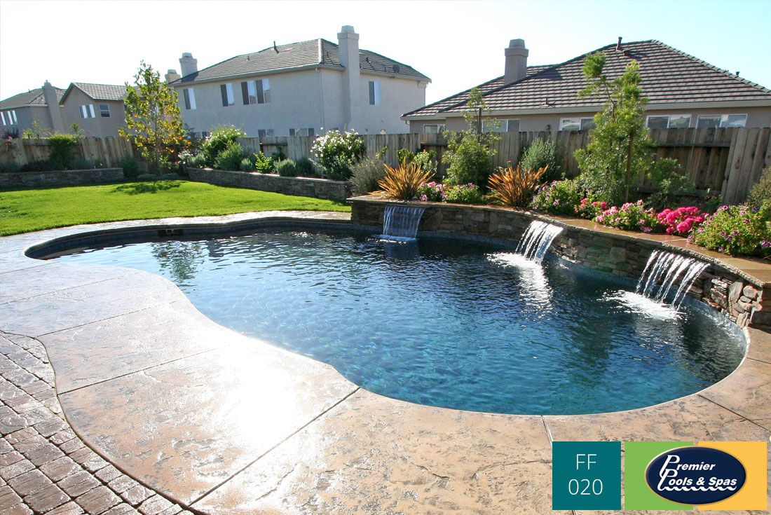 Freeform Swimming Pools Freeform swimming pools are the