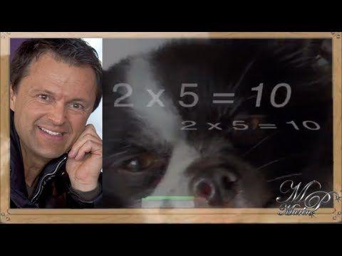 Tables de multiplication en chanson 2 3 4 5 6 7 8 et 9 en - Tables de multiplication en chantant ...