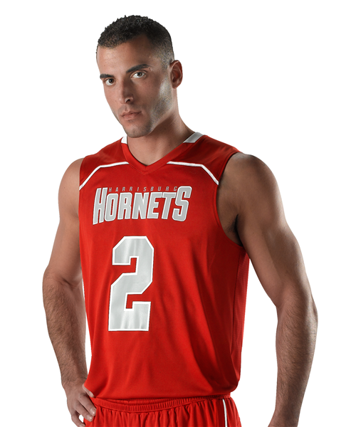 The Mens 537J Basketball Jersey from Alleson Athletic is
