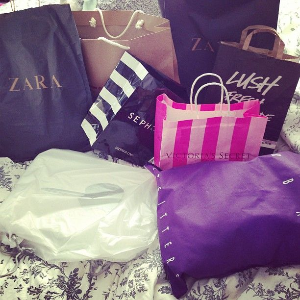 please excuse the vs bag i would never shop there! in fact I have ...