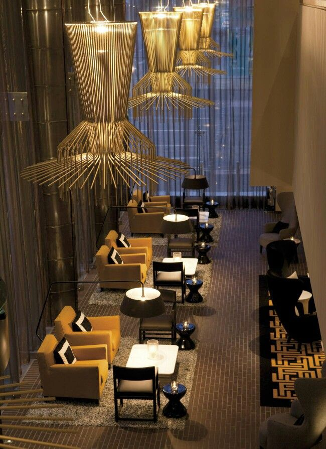 hotel / lobby