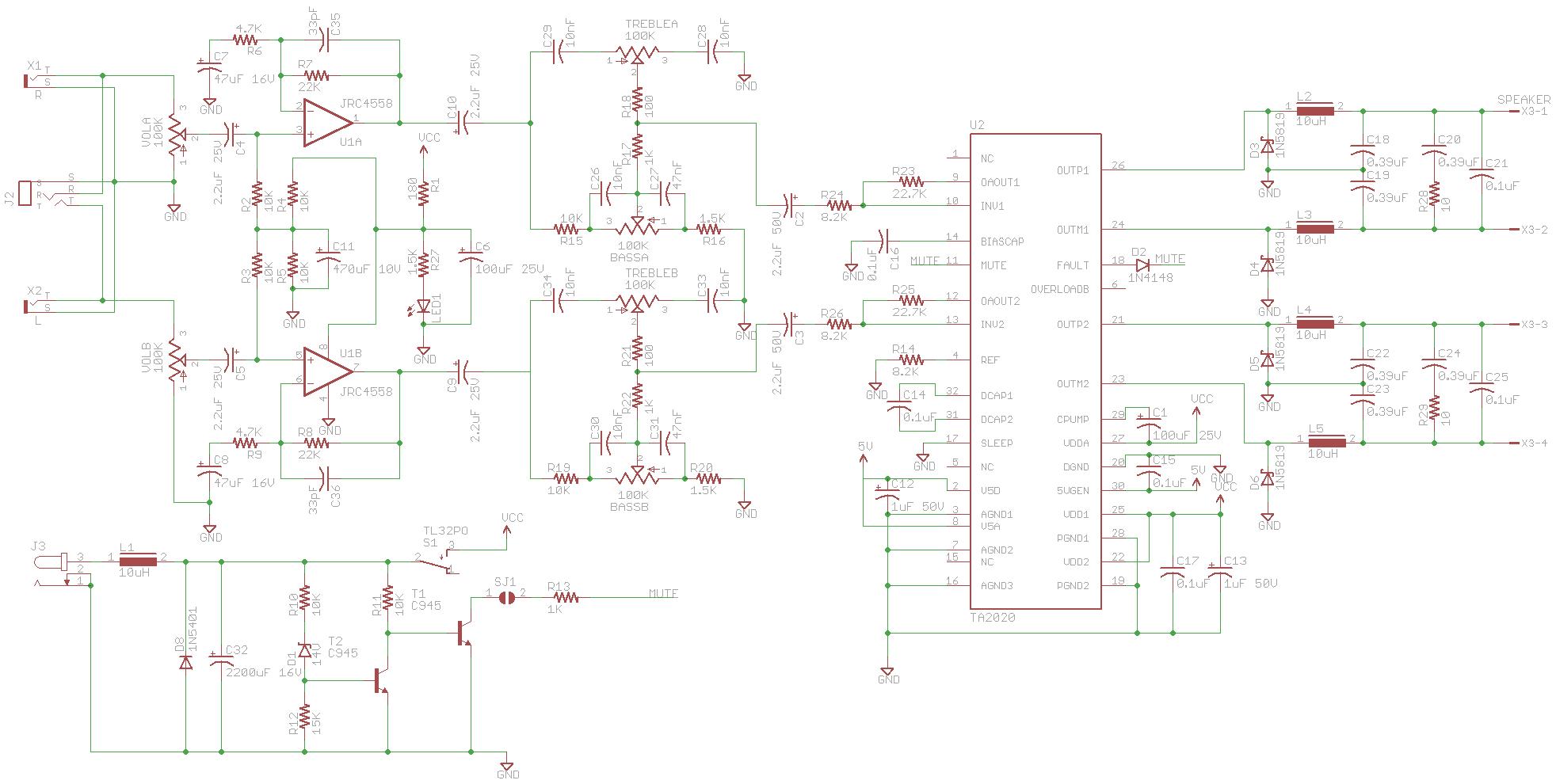 medium resolution of lepai 2020a schematic lepai lp 2020a pinterest