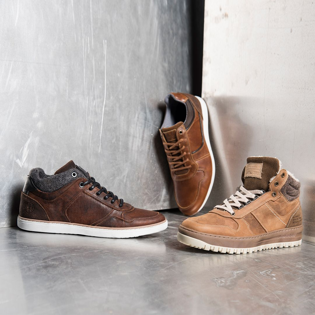 AW17 | Bullboxer shoes #bullboxer #bullboxershoes