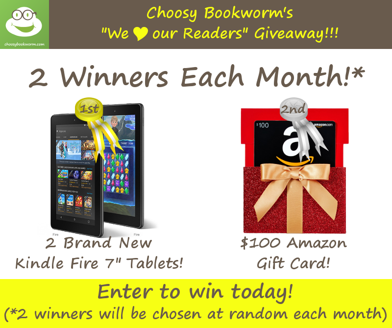 Monthly Giveaway Book Giveaways Amazon Gift Cards Book Worms