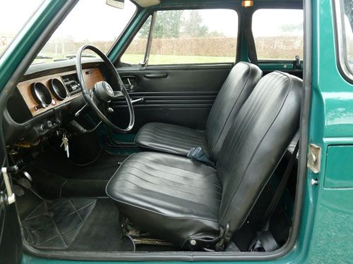 Honda N360 – 1972