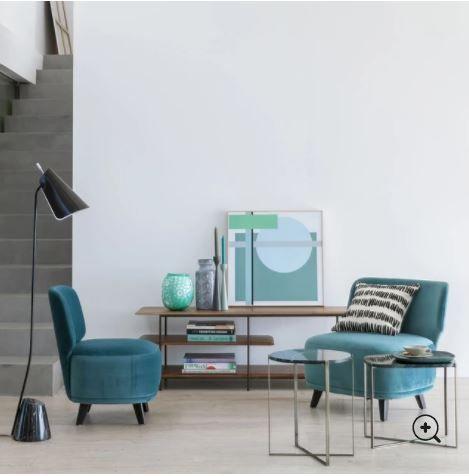 Collection AH2017 AM PM Décoration salon inspiration fauteuil en