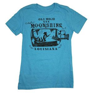 Cajun In A Bottle Tee Womens, $22, now featured on Fab.