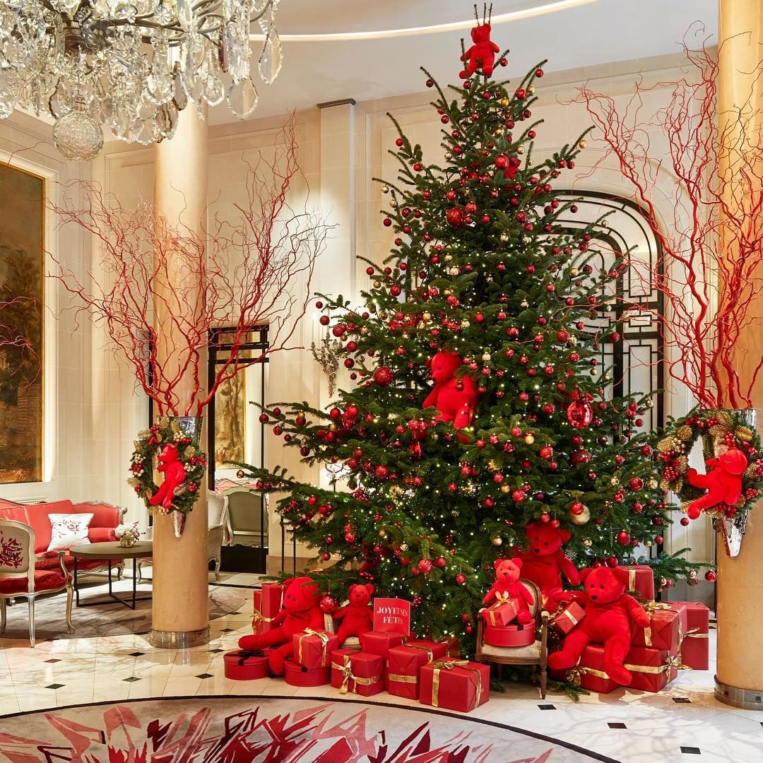 """Christmas Trees Dorchester: Dorchester Collection On Instagram: """"The Dazzling"""