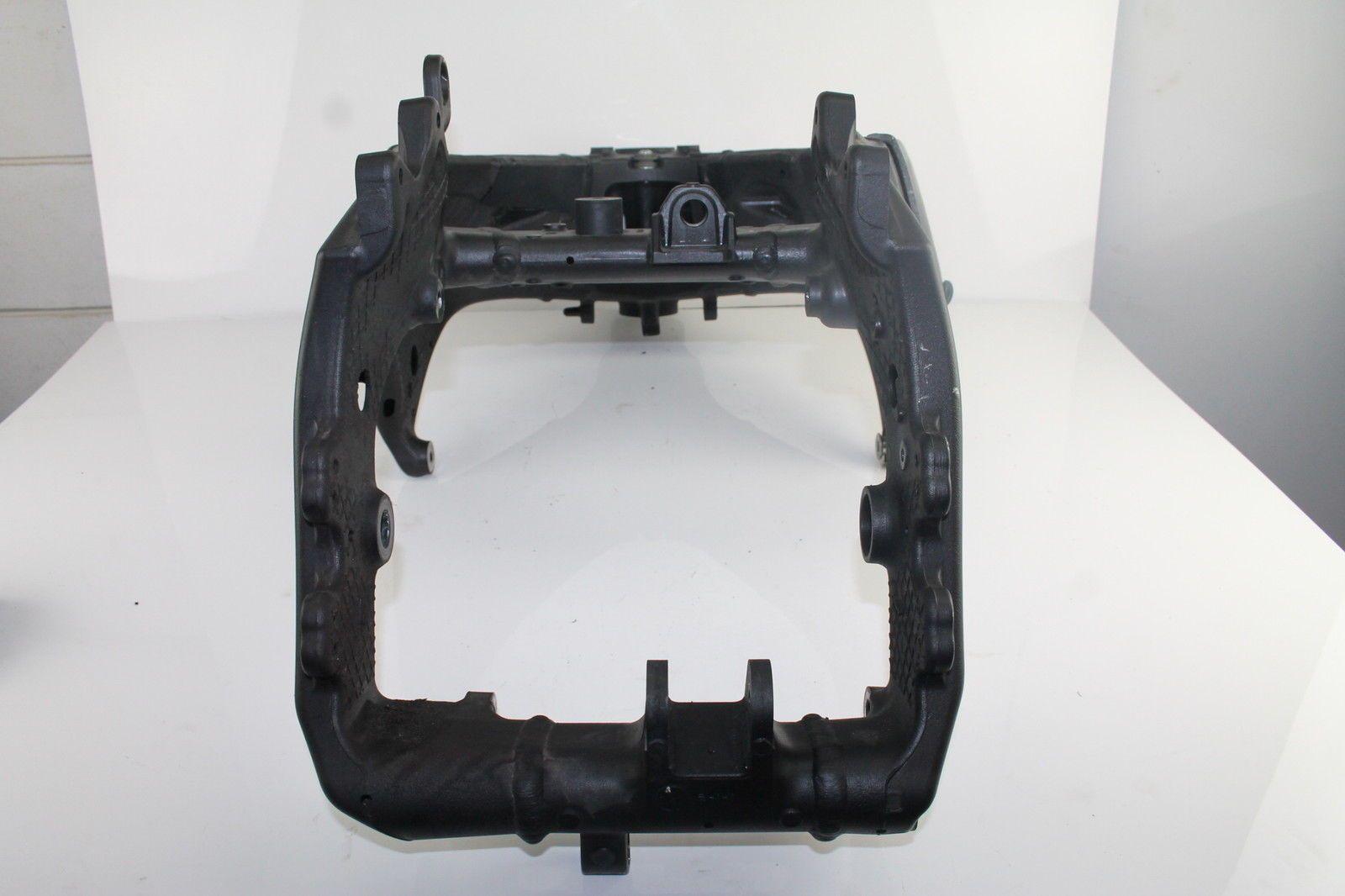 11-15 KAWASAKI NINJA ZX10 ZX10R Main Frame Chassis CRACKED. CD ...