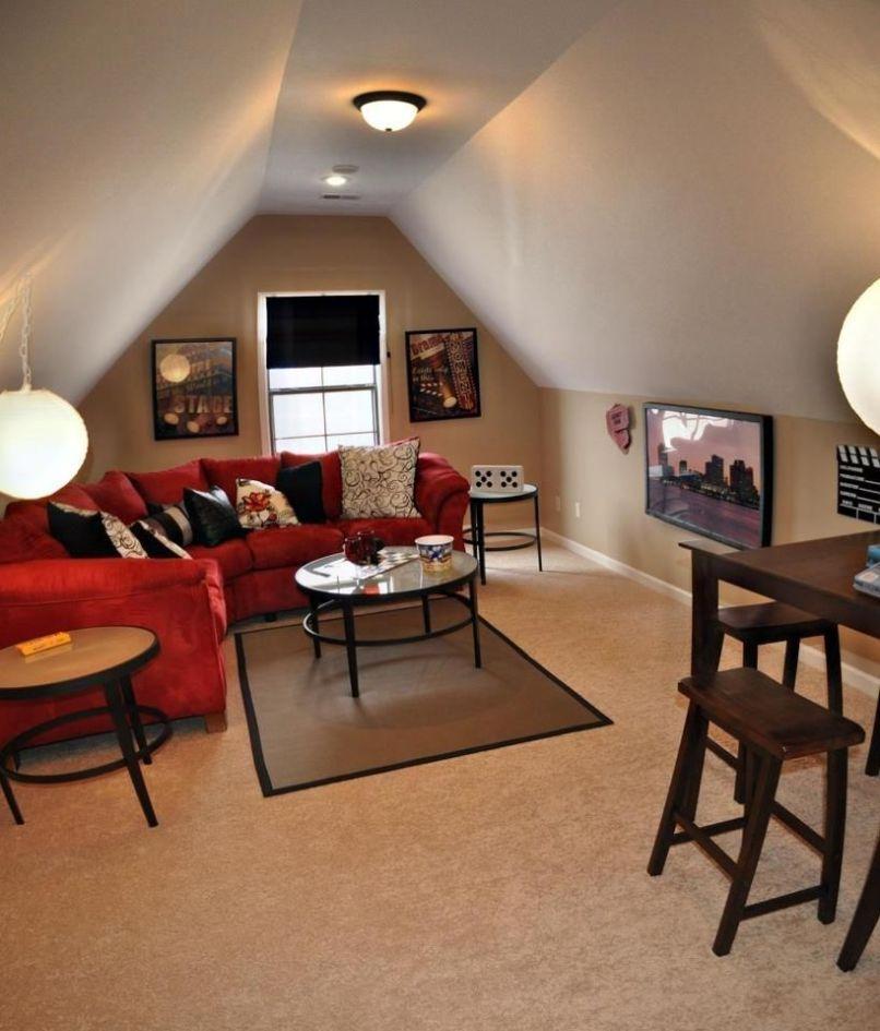 25 Best Bonus Room Ideas Enthusiastized Bonus Room Decorating Bonus Room Design Attic Game Room