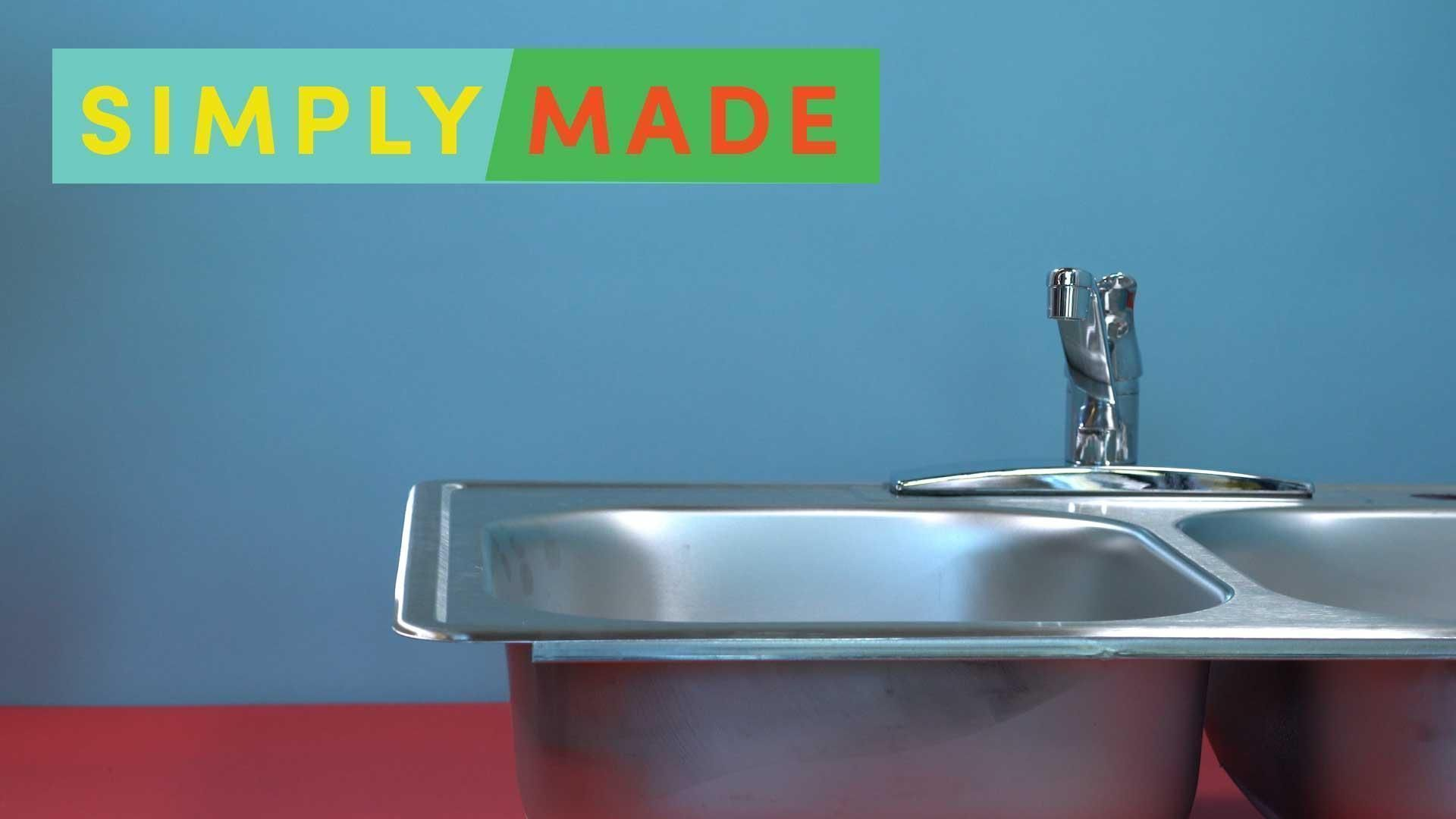 Ditch the Drano! 2-Ingredient DIY Sink Declogger | Nifty, Sinks and ...