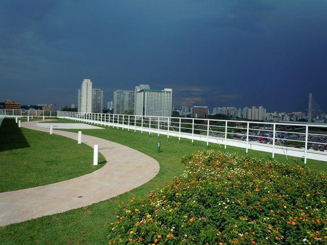 SkyGarden Telhados verdes - telhado ecológico - construção sustentável w2