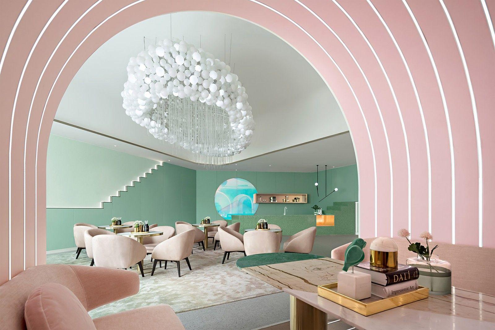 Children S Theme Sales Center Bin Zhan Architectural Design
