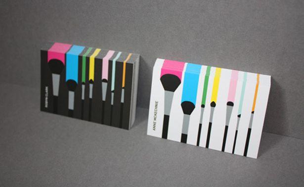 Great makeup artist business card design pinterest makeup great makeup artist business card colourmoves