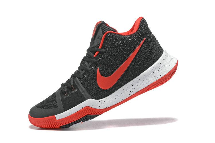 Spring Summer 2018 Purchase Nike Kyrie 3 Irving 3S Black Gym Red
