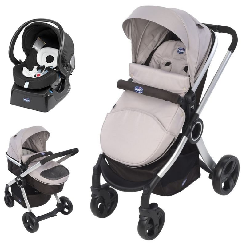 Chicco Urban Stroller 2in1 Travel System-Sahara (New 2015) | baby ...