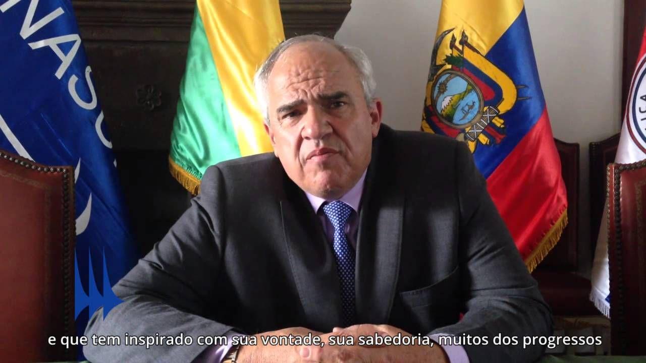 Secretário-geral da Unasul fala da importância do Brasil para a região