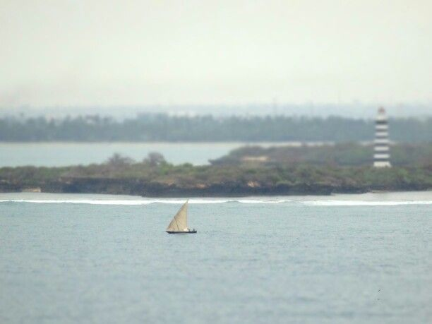 Makatumbe Island Lighthouse