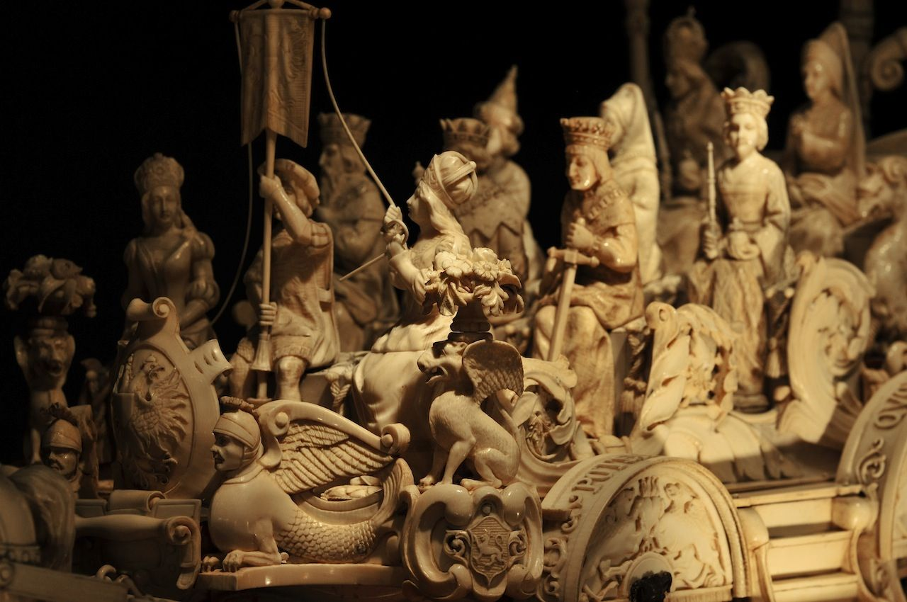 Antique #ivory