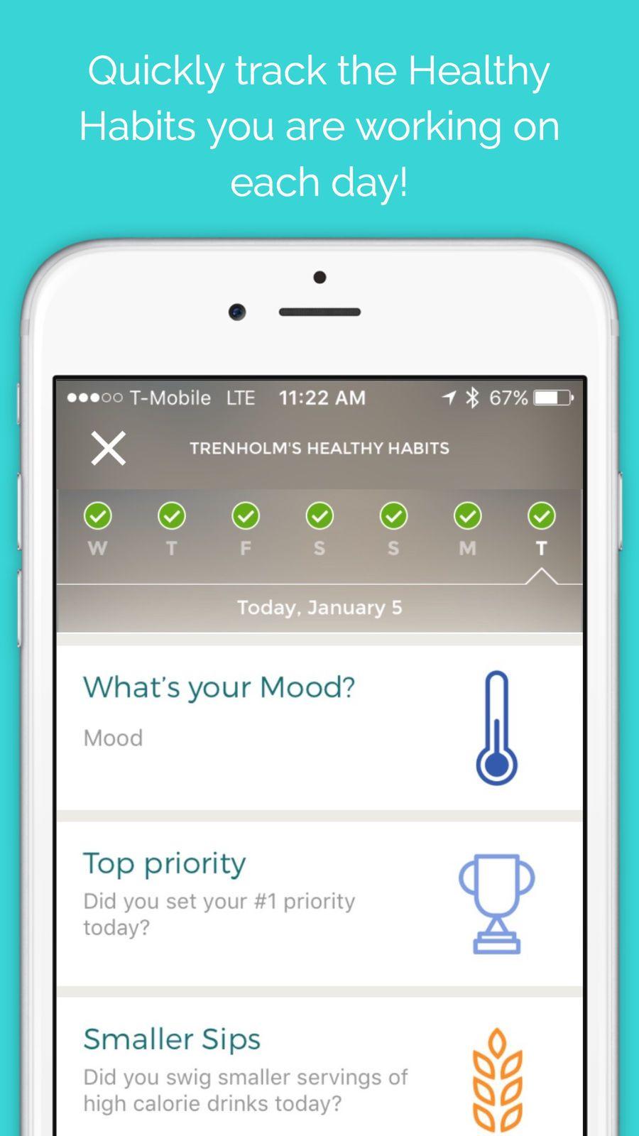 Virgin Pulse iosFitnessappapps Health check, Workout