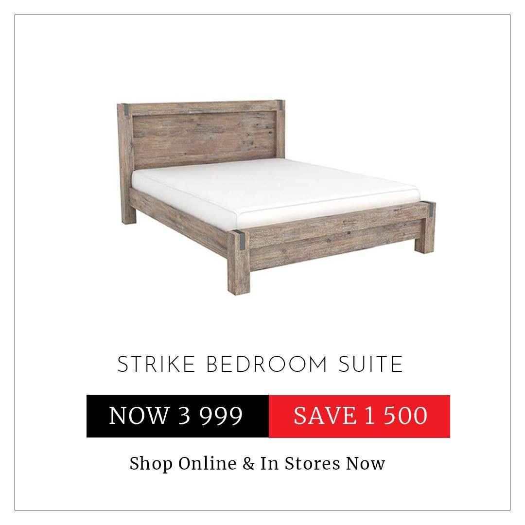 Save R1500 Now R3999 Shop The Silver Strike Bedroom Suite Online In Stores Now Essopshome Homedecor Shopnow In 2020 Bedroom Suite Bedroom Decor Bedroom Inspo