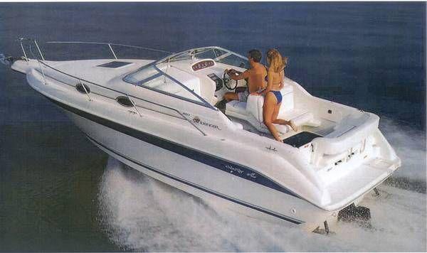 1996 SEA RAY 250 SUNDANCER #searayboataccessories | Boat