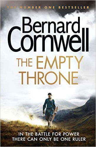 The Empty Throne (The Last Kingdom Series, Book 8) - May REad - 5*