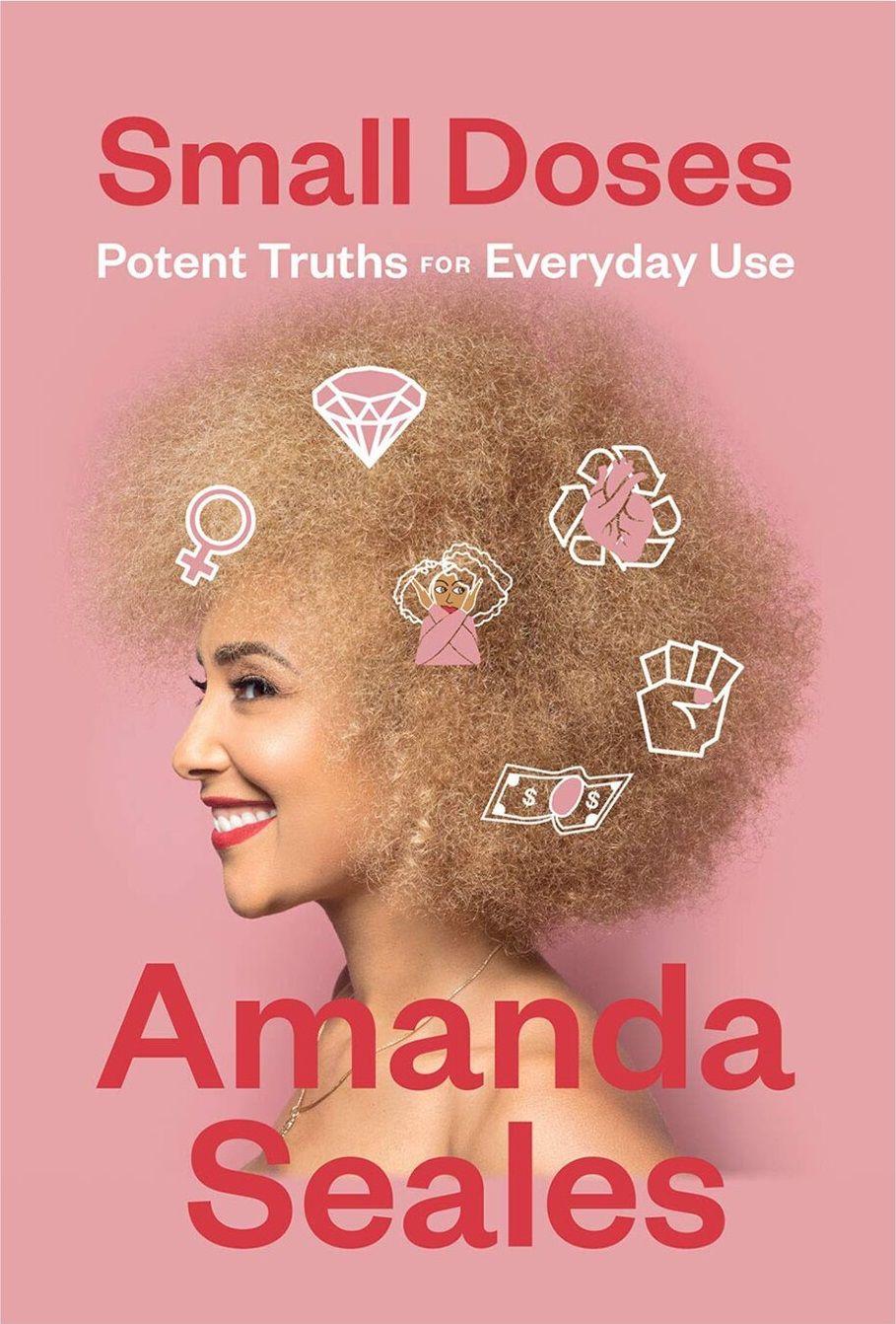24++ Amanda seales small doses book review info