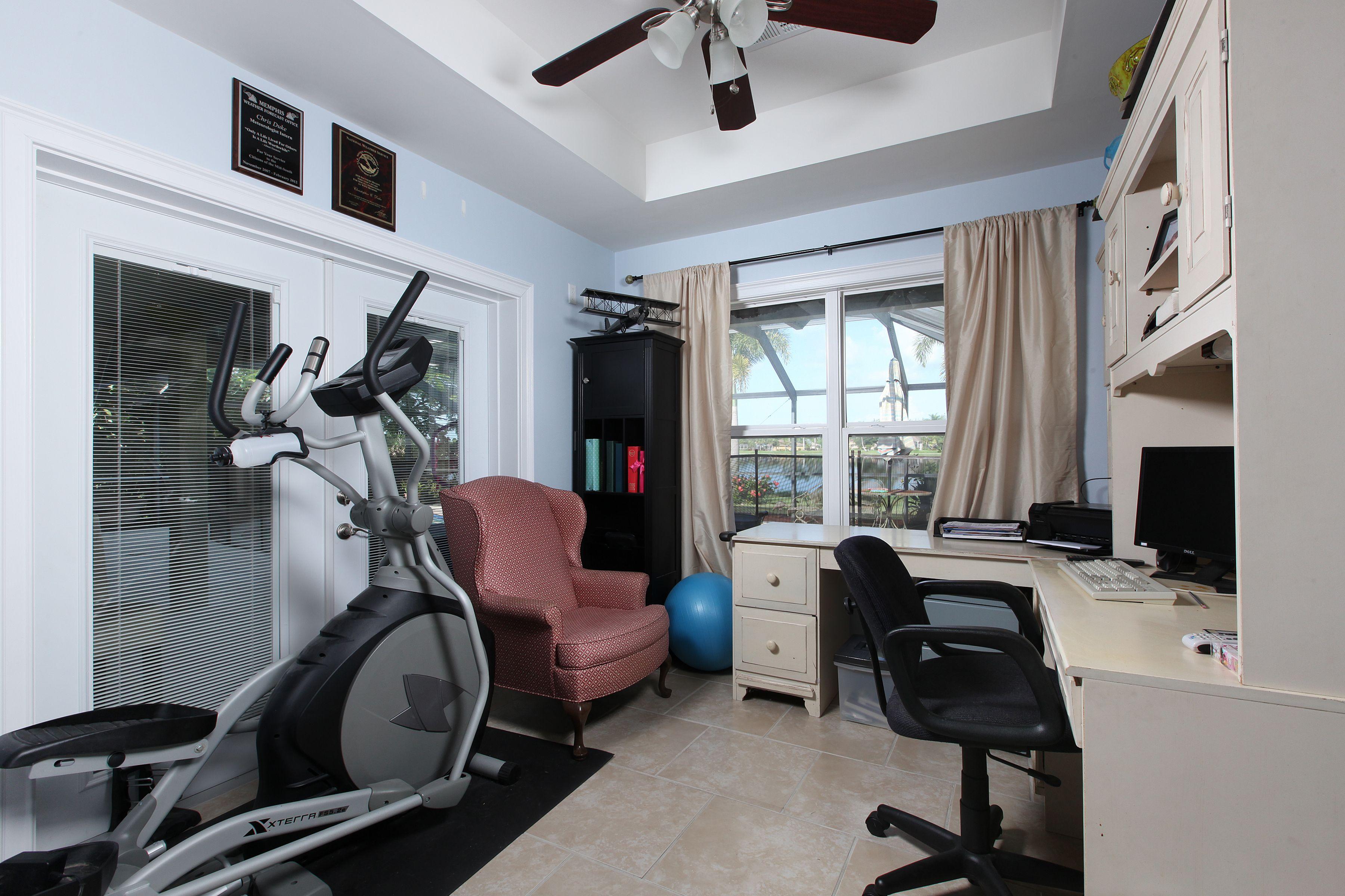 Office/Den Home, Club house