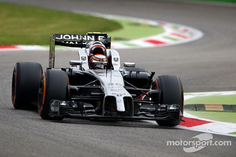 Kevin Magnussen, McLaren F1. Interesting revisions!