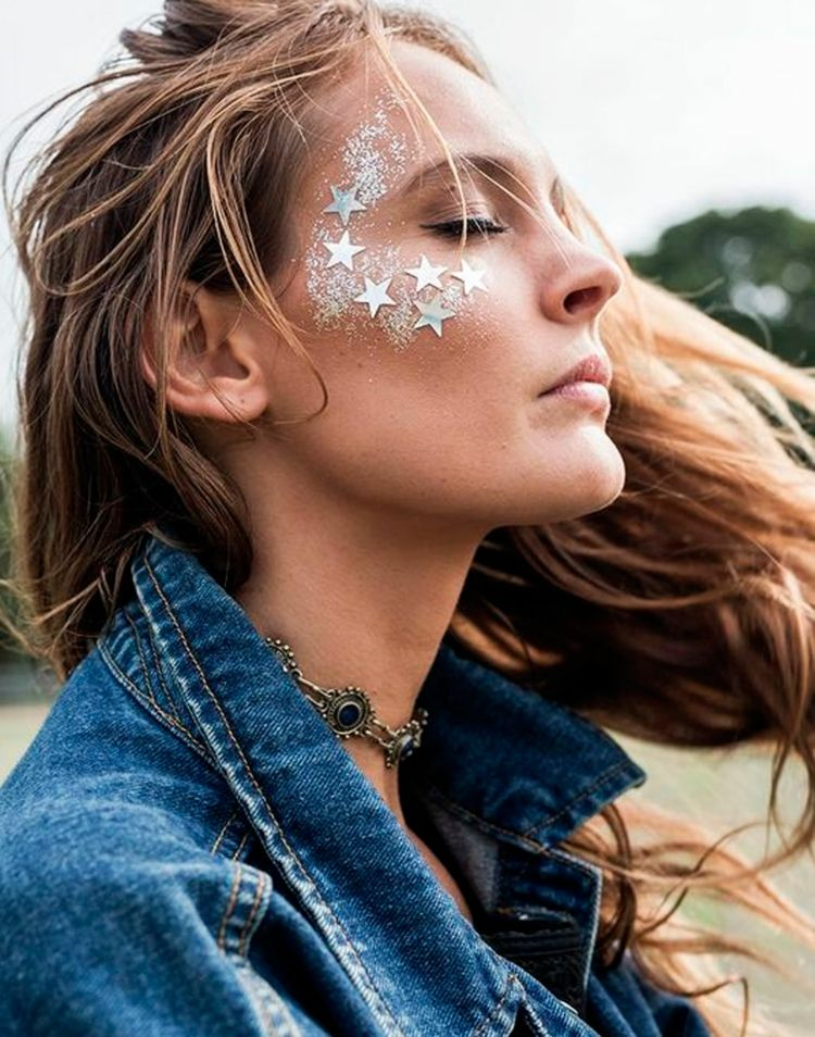 Photo of Galaxy Make Up for Carnival – imaginative ideas, templates & simple instructions