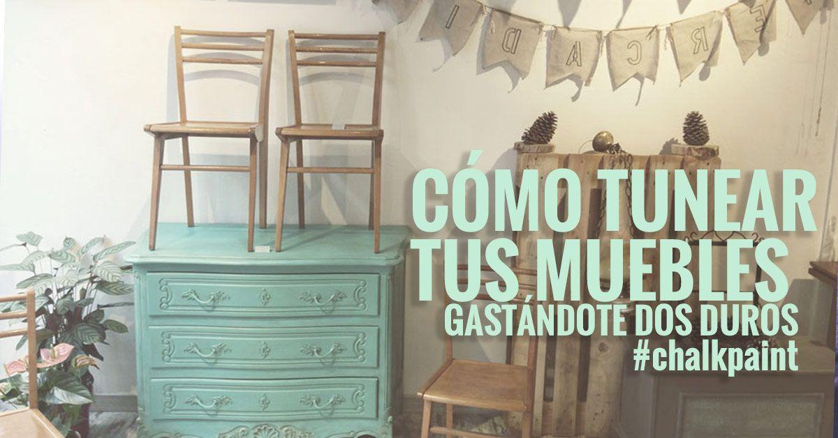 Ideas para Restaurar Muebles Viejos en Casa - La Lista de mi Suegra ...