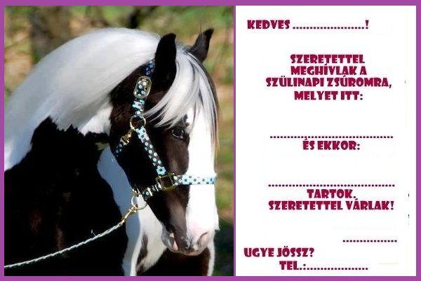 lovas képek születésnapra Lovas ingyenesen nyomtatható születésnapi meghívó sablonok fiúknak  lovas képek születésnapra